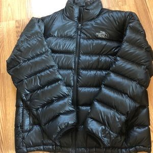 Mens North Face Puffy Jacket